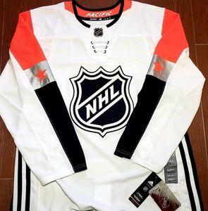 2018 NHL All-Star Pacific Division AuthenticJerse
